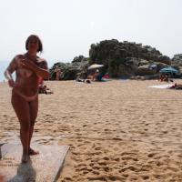 Doccia 2 - Beach, Big Tits