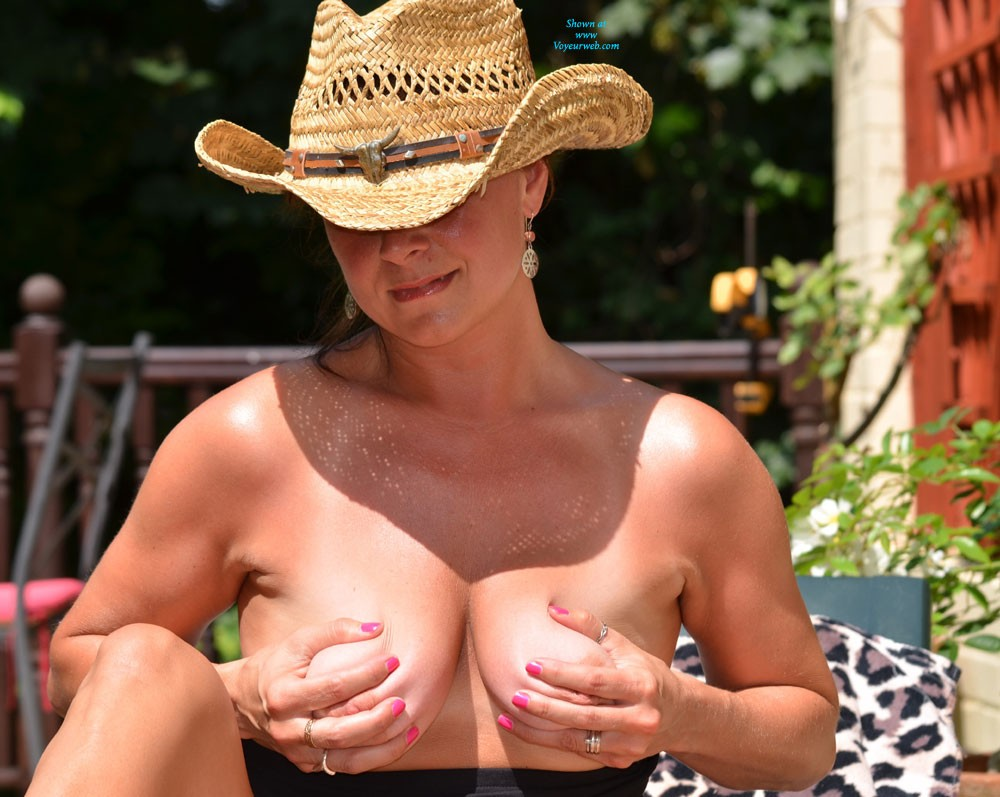 Getting Hot 2 - Big Tits, Pussy Lips, Shaved , Hi , Thank You For You Lovely Comments On My First Contri.