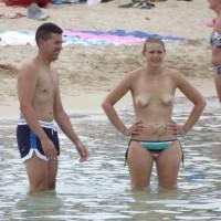 Why You Taking My Photo? - Beach Voyeur , From Ibiza 2013