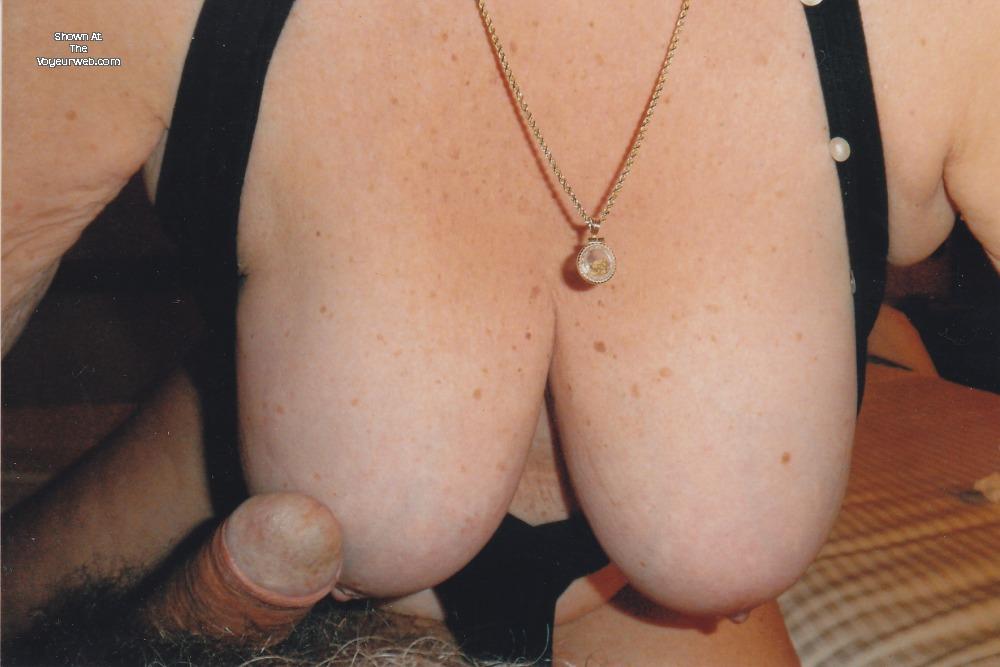 Pic #1My large tits - titfuck