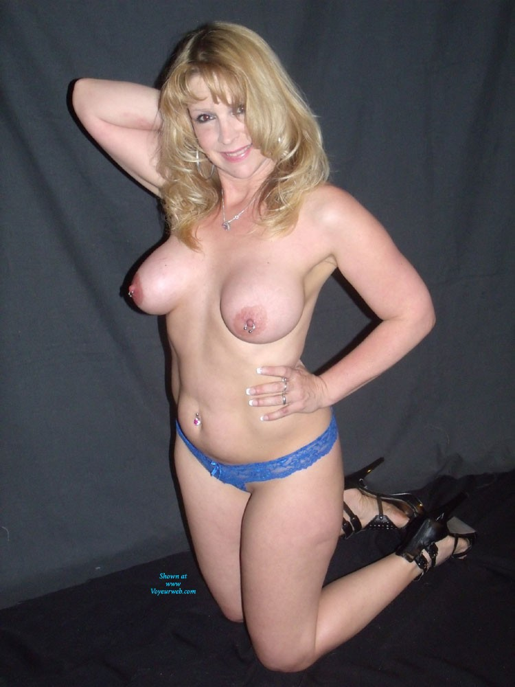 More of Me - Big Tits, Blonde Hair, Navel Piercing, Pussy Lips, Small Tits