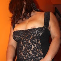Her Fav Dress - Lingerie, Big Tits, Hard Nipples