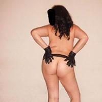 Elsa Foto Consulta 2 - High Heels Amateurs, Lingerie, Brunette, Wife/wives