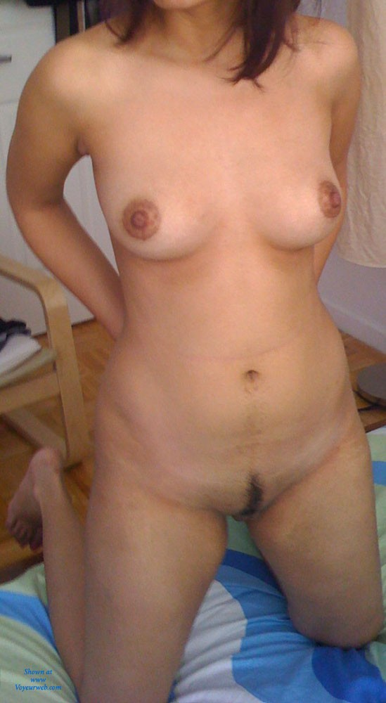 Pic #1Landing Strip - Round Ass, Bush Or Hairy, Brunette, Firm Ass, Medium Tits, Pussy