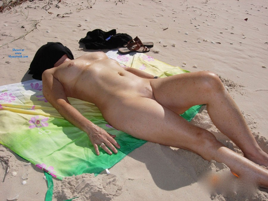 Pic #1Fraser Coast - Beach, Wife/wives, Medium Tits, Pussy, Shaved