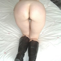 My girlfriend's ass - Italian Secretary