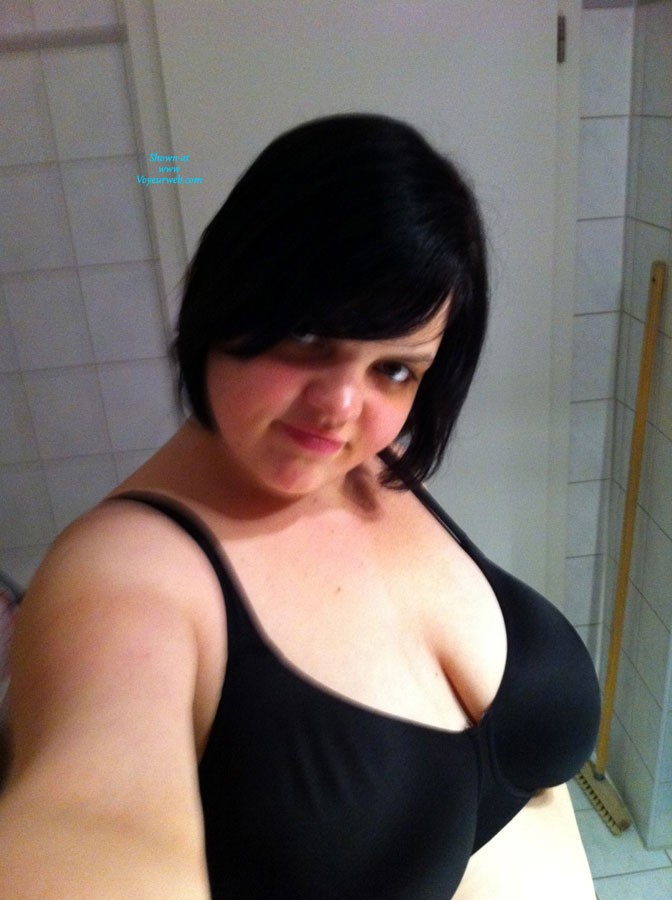 Pic #1Nadine Boobs - Big Tits, Brunette, Bbw