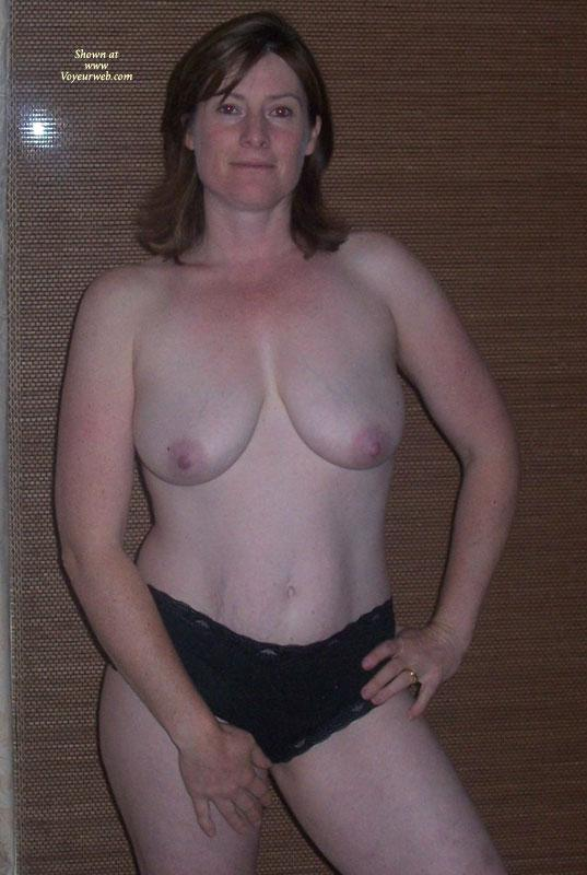 Pic #1New Thing - Bush Or Hairy, Big Tits, Redhead