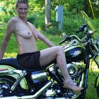 Bike - Big Tits, Mature, Shaved