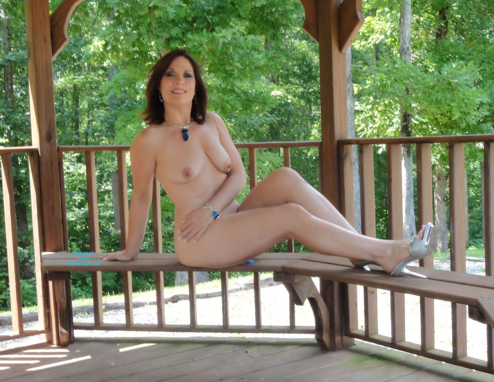 Love Being Naked - Brunette Hair, Mature , These Photos Are Of A Friend Who Share Me His Wife's Pictures, She 57 Now And She Love Posing More Than Ever For Others To Enjoy, Please Comment To Encourage More