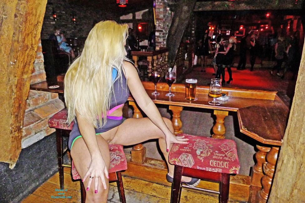 Locations - Blonde Hair, Exposed In Public, Heels, Nude In Public, Shaved, Sexy Ass, Costume , I Love Being EIP...and NIP...its Raunchy