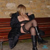 Other Night - Blonde, High Heels Amateurs, Lingerie
