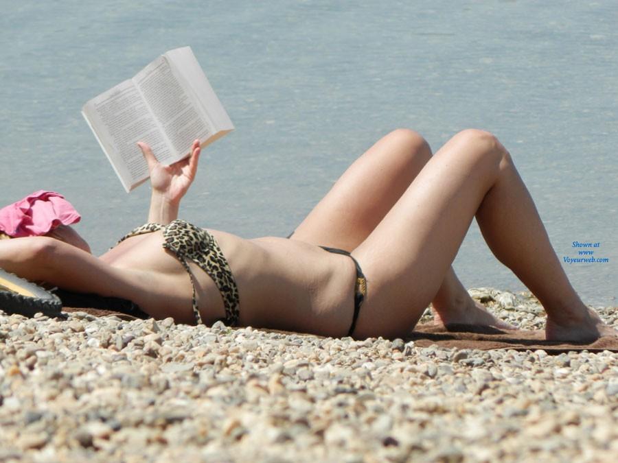 Pic #1Book - Beach, Bikini Voyeur