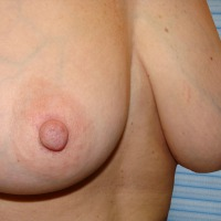 Medium tits of my wife - Diana