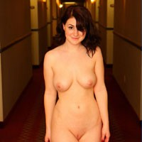 The Dare - Big Tits, Brunette Hair, Exposed In Public, Nude In Public , Sitting In Her Bubble Bath In The Hotel Suite... Kara Was Dared To Stroll Down To The Indoor Pool And Take A Swim... Wearing Nothing More Than Her Stud Earrings For The Whole Of The Adventure.