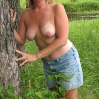 Large tits of my wife - MILF&GILF