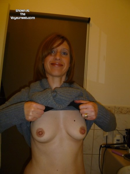 Pic #1 Medium tits of my wife - Amanda