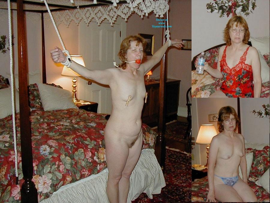 bondage Amatuer wife