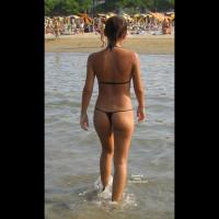 Beach Thong