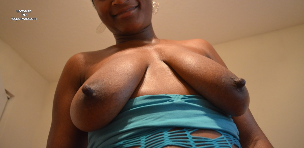 Black wife tits