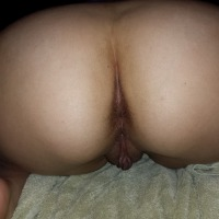 My wife's ass - sweetassgirl