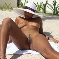 Fuck Me... Please!! - Beach, Big Tits, Pussy, Round Ass, Big Ass