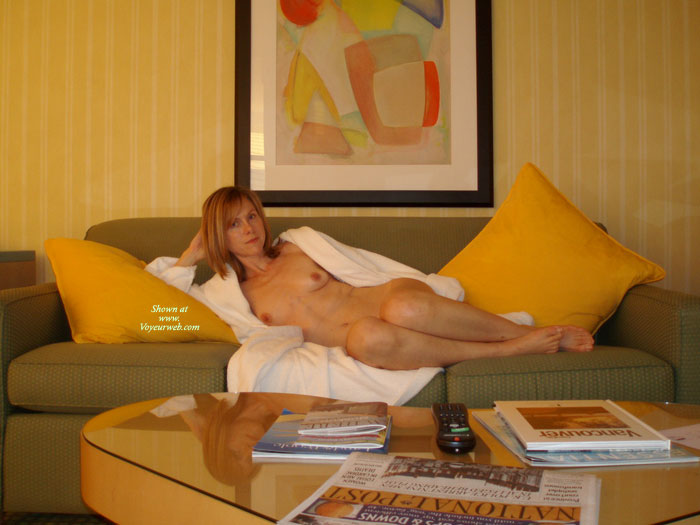 Nude wife opens her robe tumblr