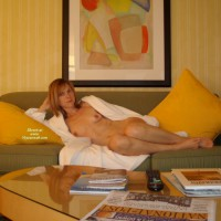 Reclining Redhead Milf Naked On Couch With Robe Open - Milf, Natural Tits, Red Hair, Small Tits, Naked Girl, Nude Amateur , Pussy Hidden, Natural Small Tits, Athletic Figure, Lounging At Home, Couch Nude, Nice Slender Figure, Open Robe, Shoulder Length Reddish Hair, Reflections On Table, After Shower Sofa Relaxation, Fully Nude