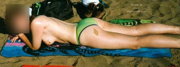 Pic #1 Topless Beach Pics