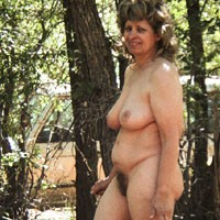 New Outfit - Big Tits, Mature, Bush Or Hairy, Nature