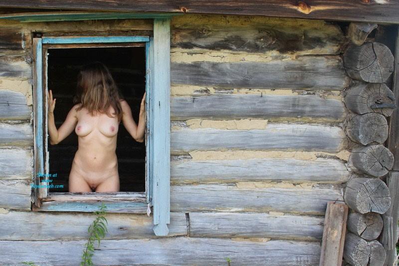 Magic Window - Big Tits, Hard Nipple, Sexy Ass , Wanna Have Such Window? :) Enjoy!