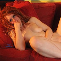 Naughtiness... - Redhead, Big Tits, Firm Ass, Natural Tits