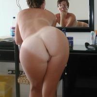 My wife's ass - Sunshine