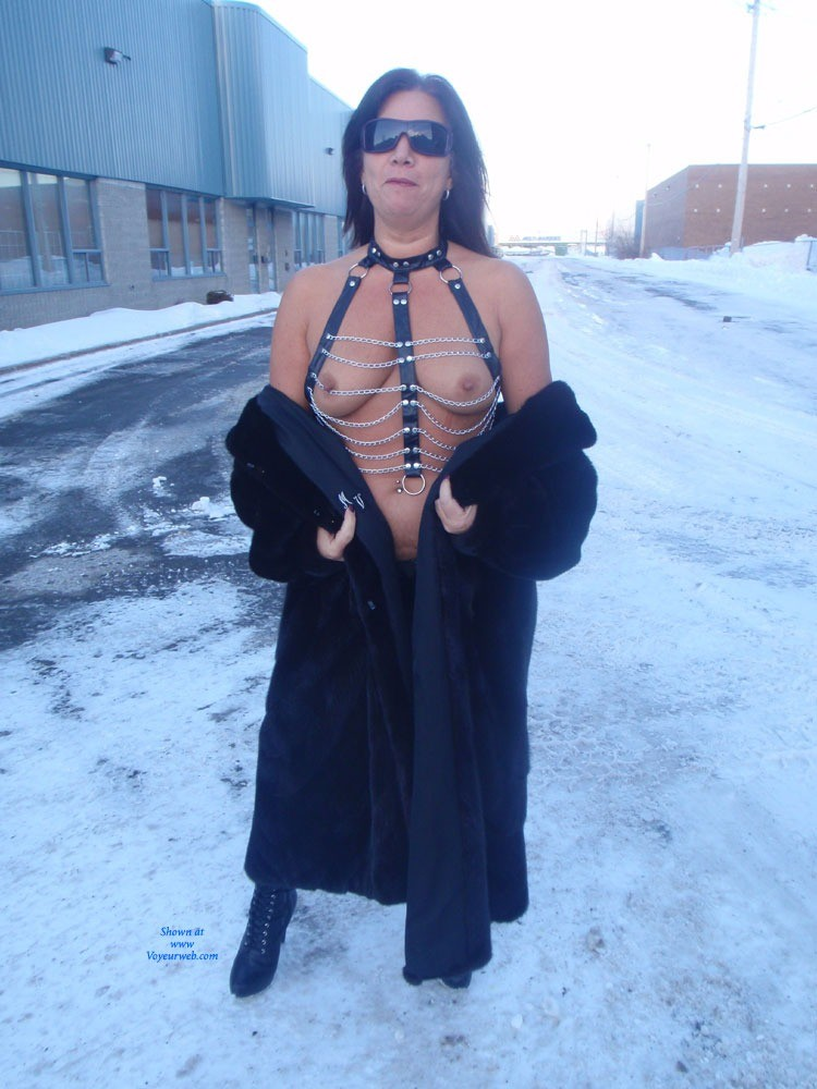 Big Tits On A Cold Day - Big Tits, Boots, Brunette Hair, Exposed In Public, Flashing Tits, Flashing, Heels, Nude In Public, Nude Outdoors, Showing Tits, Snow, Hot Girl, Sexy Boobs, Sexy Face, Sexy Girl, Sexy Woman, Dressed , Brunette, Nude, Snow, Outdoor, Flashing, Big Tits, Coat, Boots