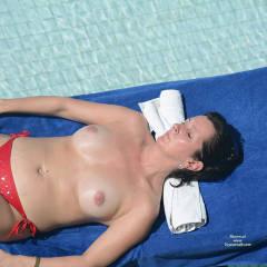 At a Resort in Punta Cana - Brunette