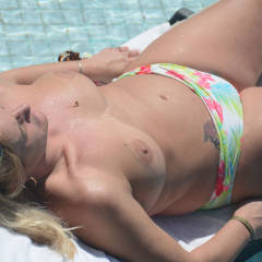 At a Resort in Punta Cana (Part 3) - Big Tits
