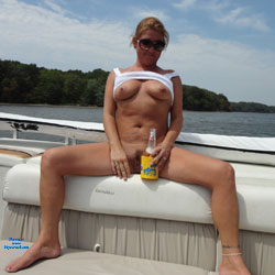Temptation On The Boat - Big Tits, Blonde Hair, Exposed In Public, Hairy Bush, Hairy Pussy, Huge Tits, No Panties, Nude In Nature, Nude In Public, Nude Outdoors, Perfect Tits, Pussy Lips, Showing Tits, Spread Legs, Sunglasses, Hot Girl, Sexy Boobs, Sexy Face, Sexy Girl, Sexy Legs, Sexy Woman , Blonde, Nude, No Pantie, Boat, Outdoor, Sunglasses, Spreading Legs, Hairy Pussy, Pussy Lips, Big Tits