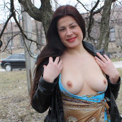 Sexy Viko - Big Tits, Brunette Hair, Exposed In Public, Flashing, Nude In Public, Wife/wives , Hello To All! Maaaaaaaaaaaaaaaaaaaaaaany Thanks For Visiting My Pages And Sexy Comments! It Is Great Support For Young Mom And Housewife :) 