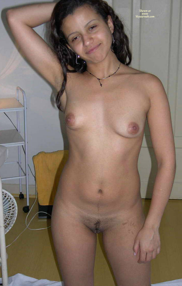 Feeling Naughty - Brunette Hair, Perfect Tits , I'm Always Horny And I Just Wanted To Show My Nude Body