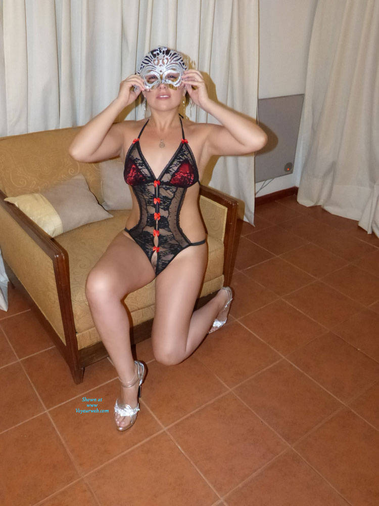 Sexy Masked Girl At Home - Artistic Nude, Brunette Hair, Heels, Indoors, Shaved Pussy, Sexy Body, Sexy Face, Sexy Figure, Sexy Girl, Sexy Legs, Sexy Woman, Costume , Sexy, Nude, Mask, Undies, Pussy, Legs, Heels