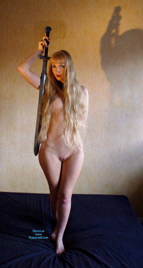 Naked Sword Girl - Blonde Hair, Erect Nipples, Firm Tits, Full Nude, Hard Nipple, Indoors, Long Hair, Nipples, Shaved Pussy, Hairless Pussy, Hot Girl, Naked Girl, Sexy Body, Sexy Face, Sexy Figure, Sexy Girl, Sexy Legs, Sexy Woman , Blonde Girl, Naked, Sword Girl, Legs, Tits, Hairless Pussy, Long Hair