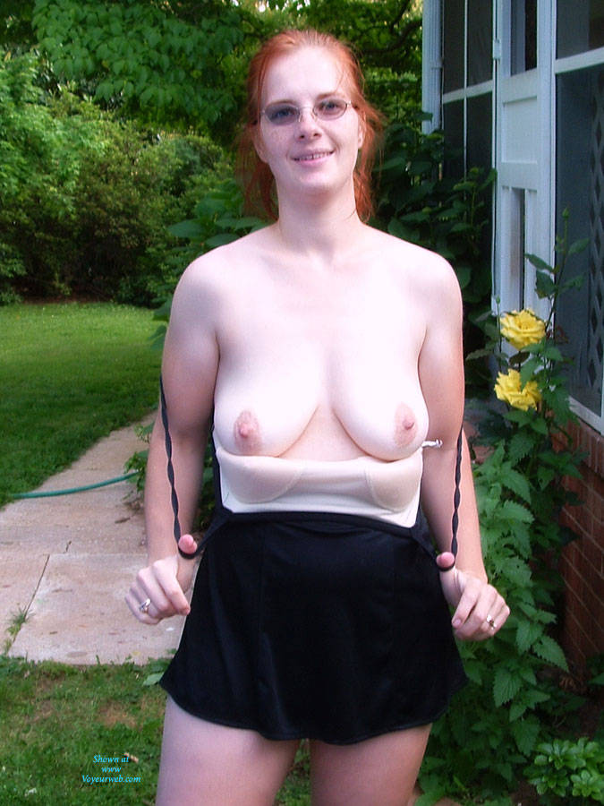 Topless Genius Redhead - Big Tits, Exposed In Public, Firm Tits, Flashing Tits, Flashing, Nipples, Perfect Tits, Showing Tits, Skirt, Topless Girl, Topless Outdoors, Topless, Hot Girl, Sexy Body, Sexy Boobs, Sexy Face, Sexy Figure, Sexy Girl, Sexy Legs, Sexy Woman , Redhead, Topless, Outdoor, Eyeglasses, Big Tits, Legs