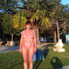 Nudist Beach and After - Big Tits, Close-ups, Penetration Or Hardcore