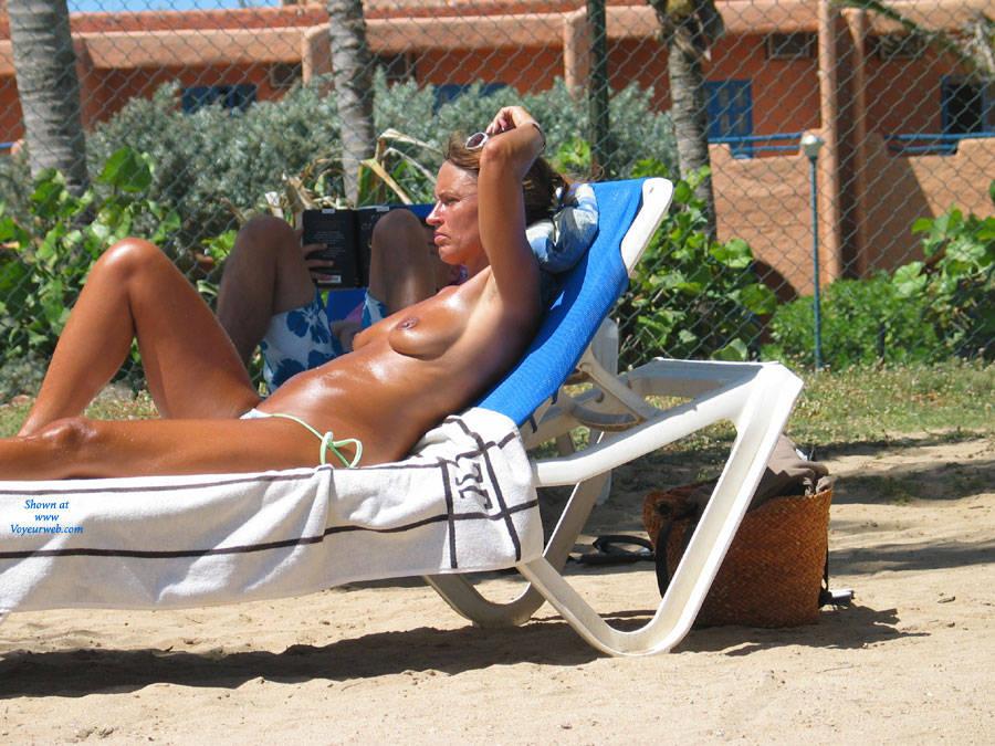 Venezuela Margarita Island - Beach Voyeur , We Was In Holiday