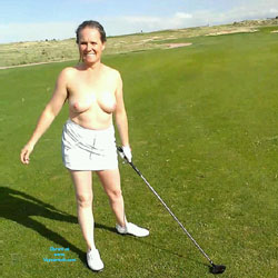 Topless Golf Player - Big Tits, Brunette Hair, Hanging Tits, Milf, Natural Tits, Nude Outdoors, Showing Tits, Topless Girl, Topless Outdoors, Topless, Sexy Boobs, Sexy Face, Sexy Girl, Sexy Legs, Sexy Shoes, Sexy Woman, Wife/wives , Golf, Outdoor, Nude, Topless, Mature, Big Tits, Legs, Skirt, Shoes