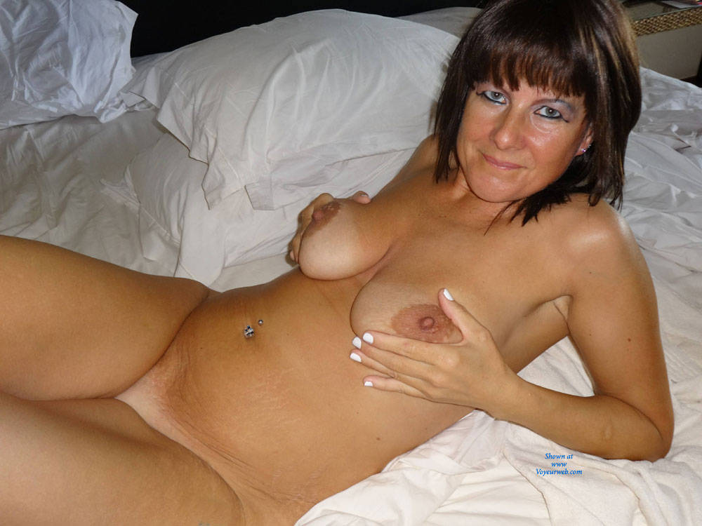 sweet krissy totally nude