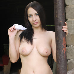 Hot And Naked In Garden - Big Tits, Brunette Hair, Full Nude, Hanging Tits, Large Breasts, Naked Outdoors, Shaved Pussy, Hairless Pussy, Hot Girl, Naked Girl, Sexy Body, Sexy Boobs, Sexy Face, Sexy Girl, Sexy Legs, Sexy Wife, Sexy Woman, Wife Pussy, Wife/wives , Sexy Brunette, Naked Outside, Big Tits, Legs, Shaved Pussy