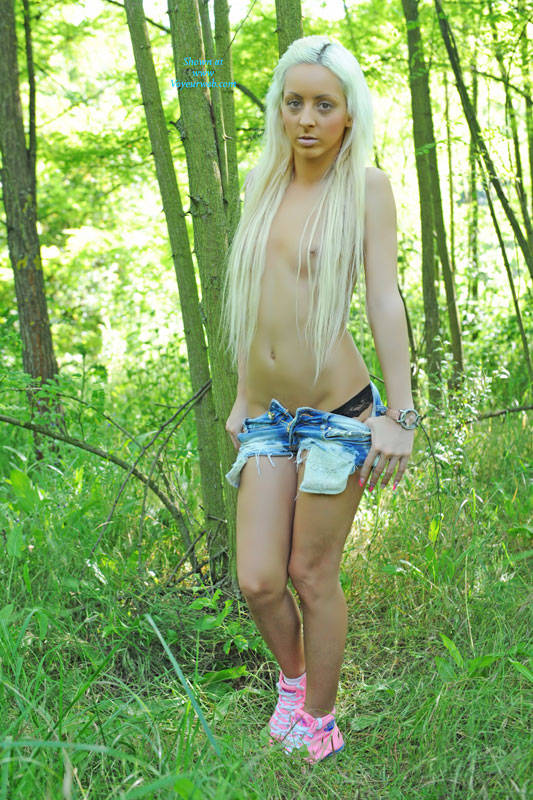 Blonde Stripteasing In The Forest - Blonde Hair, Exposed In Public, Hard Nipple, Nipples, Nude In Nature, Nude In Public, Nude Outdoors, Showing Tits, Small Breasts, Small Tits, Topless Girl, Topless Outdoors, Topless, Hot Girl, Sexy Body, Sexy Face, Sexy Figure, Sexy Girl, Sexy Legs, Sexy Woman, Young Woman , Sexy, Nude, Blonde Girl, Nature, Striptease, Short, Tits, Legs