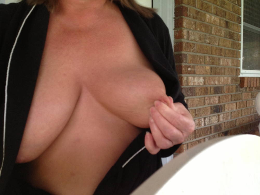 Pic #1My large tits - CUMslave