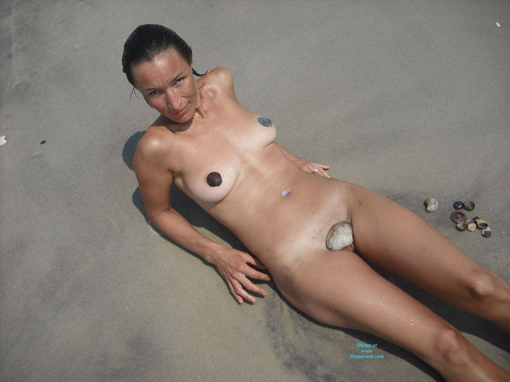 Playing Naked In The Sand - Big Tits, Brunette Hair, Exposed In Public, Full Nude, Lying Down, Naked Outdoors, Nipples, Nude Beach, Nude In Nature, Nude In Public, Nude Outdoors, Shaved Pussy, Showing Tits, Wet, Beach Pussy, Beach Tits, Beach Voyeur, Hairless Pussy, Naked Girl, Sexy Body, Sexy Boobs, Sexy Legs, Sexy Woman , Brunette, Wet, Naked, Beach, Outdoor, Legs, Tits, Pussy